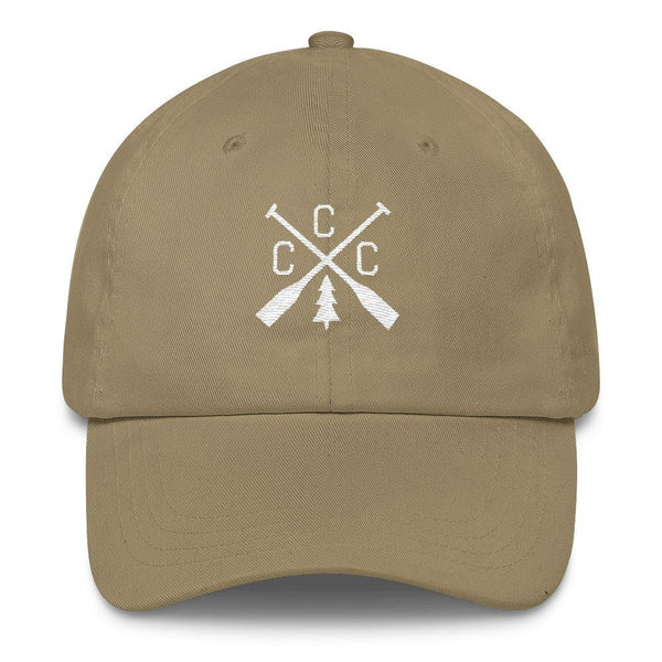 Triple C Campton Clothing Ball Hat in Khaki