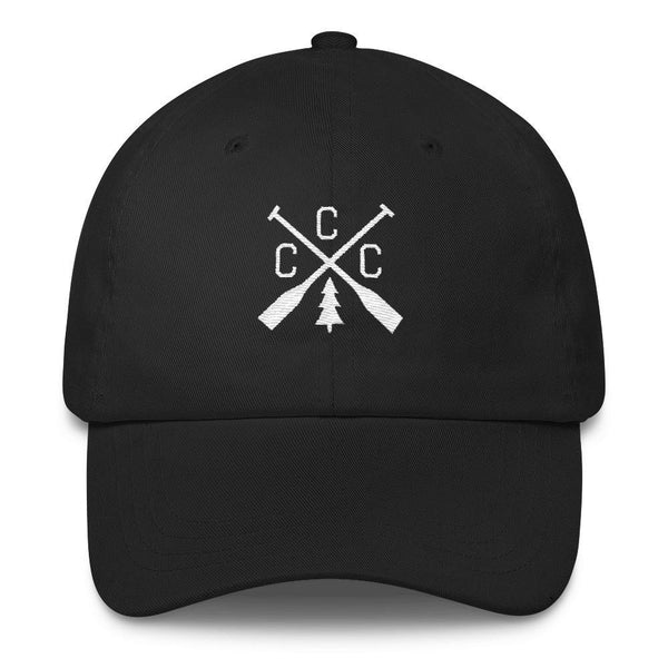 Triple C Campton Ball Hat in Black