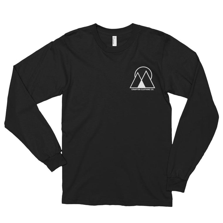 Mountain Life~ Mens Long sleeve