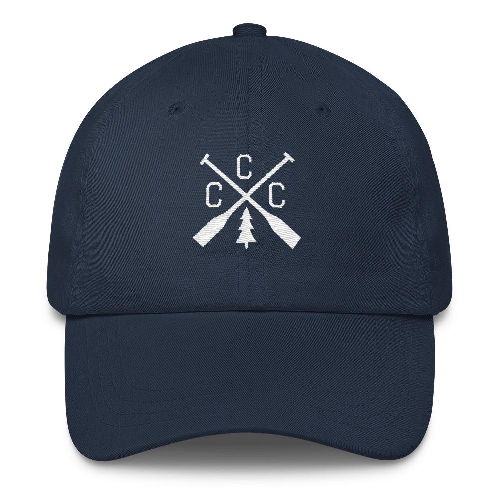Triple C Campton Clothing Ball Hat in Navy