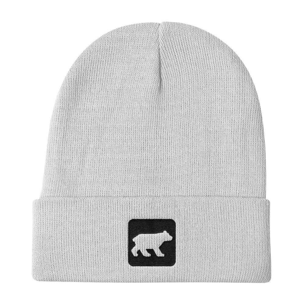 Bear Club~Knit Beanie Toque