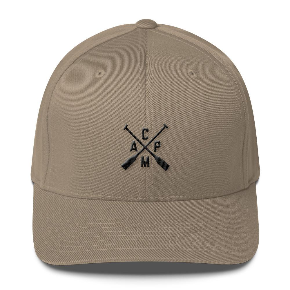 CAMP~ Campton Structured Twill Hat