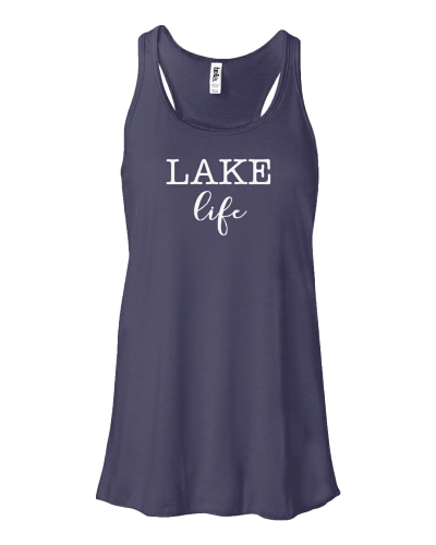 Lake Life~ Ladies Tank
