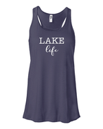 Lake Life~ Ladies Tank Tank Top Campton Clothing Company®