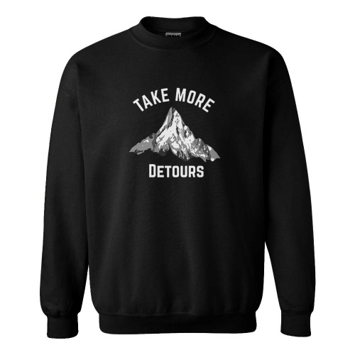 Take More Detours