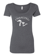 Unsalted Lady Tshirt Campton Clothing Company®