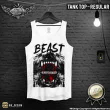 mens sport trendy stylish tank top