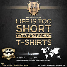 The Battle of Life Mens T-shirt The key of Happiness MD846