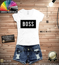 rb design fitted womens t-shirts