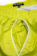 Mens Swimming Shorts Electric Green BW01EG