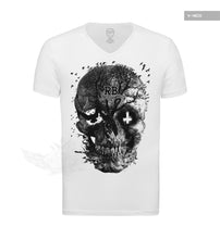 Men's Skull T-shirt MD050
