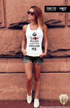 cash rules everything around me tank top