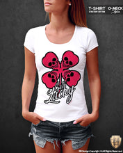 four leaf clover tee shirts