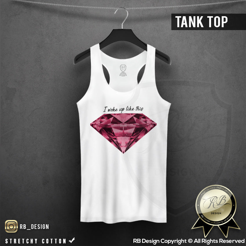 luxury designer womens tank top