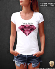 ladies diamond modern shirts