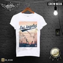 cool summer LA t-shirt