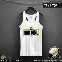 bad girl womens tank top