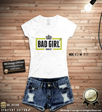 rb design graphic tee ladies