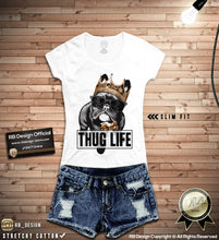 rb design french bulldog tee shirts