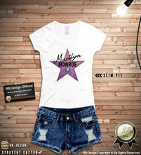 marilyn monroe cool ladies shirt