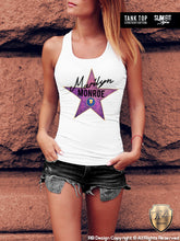 marilyn monroe movie star ladies top