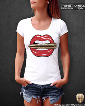 womens kiss t-shirt
