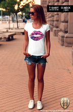 summer outfit womens kiss tees