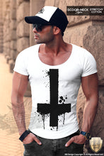 designer mens muscle fit shirts
