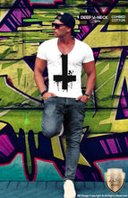 urban trendy mens tee