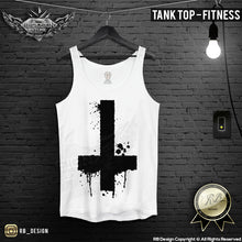 fitness slim fit tank top