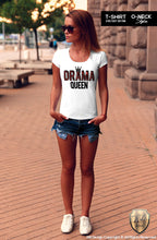 womens drama queen tee shirts