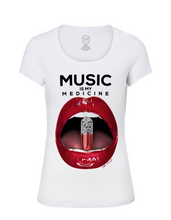 womens lips t-shirt