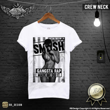 Men's Sexy Gangster Girl T-shirt Gangsta Rap Made Me Do it MD170 Black