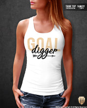 funny slogan tank top for ladies