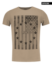 us flag stylish luxury brand t-shirts