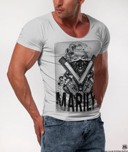 Monroe Gangster Girl Men's T-shirt/ color option / MD255