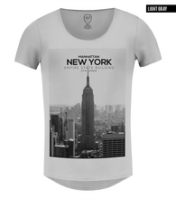 stylish new york manhattan t-shirt