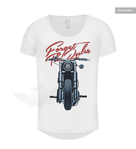 88b0d380c8a08 motorcycle mens t-shirts. Bike Mens T-shirt Motorcycle Forget The Rules RB  Design Tank Top MD273