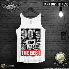 90s music graphic tank top