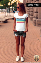 Women's T-shirt One Love WD307