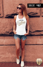 womens coffee tank top