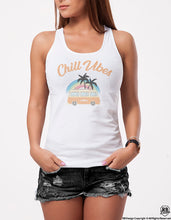 "Cool Women's T-shirt ""Chill Vibes""   WD366"
