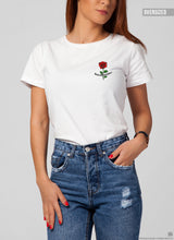 "Trendy Women's T-shirt ""Heart Breaker"" WTD383"
