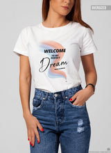 Fashion Women's T-Shirt With Sayings WTD386