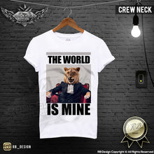 scarface mens crew neck t-shirt