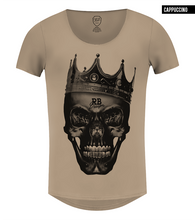 rb design skull t-shirt