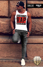 Mens T-shirt Gangsta Rap Made Me Do It MD466