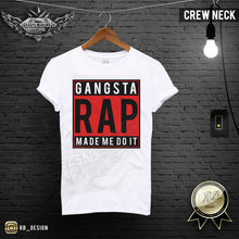 crew neck 90s rap tee shirts