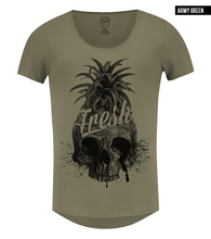 pineapple design t-shirt