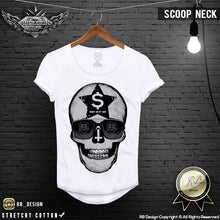 Money On My Mind Men's Skull T-shirt RB Design Tank Top MD542